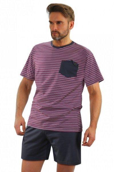 Piżama męska wzór 05 k67e sesto senso