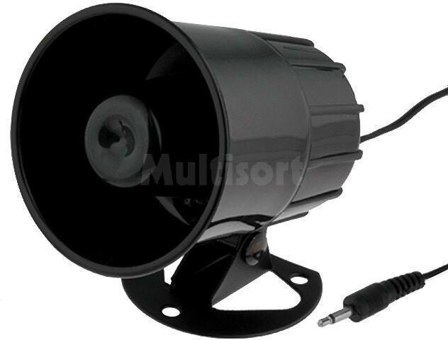 Głośnik zewnętrzny do CB, tuba PA Farun YS-35 20W/8Ohm