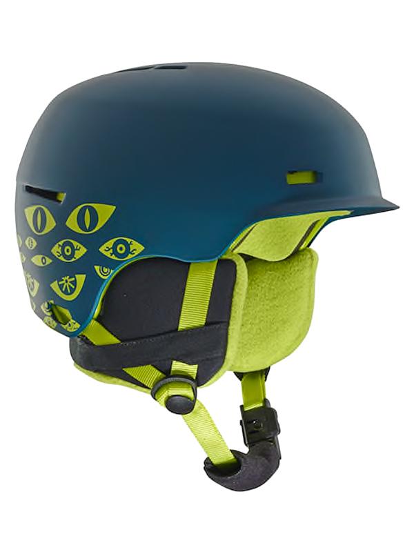 Anon FLASH EYE DARK BLUE EU kask snowboardowy - S M
