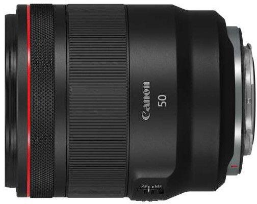 Canon RF 50mm f/1.2L USM Czarny