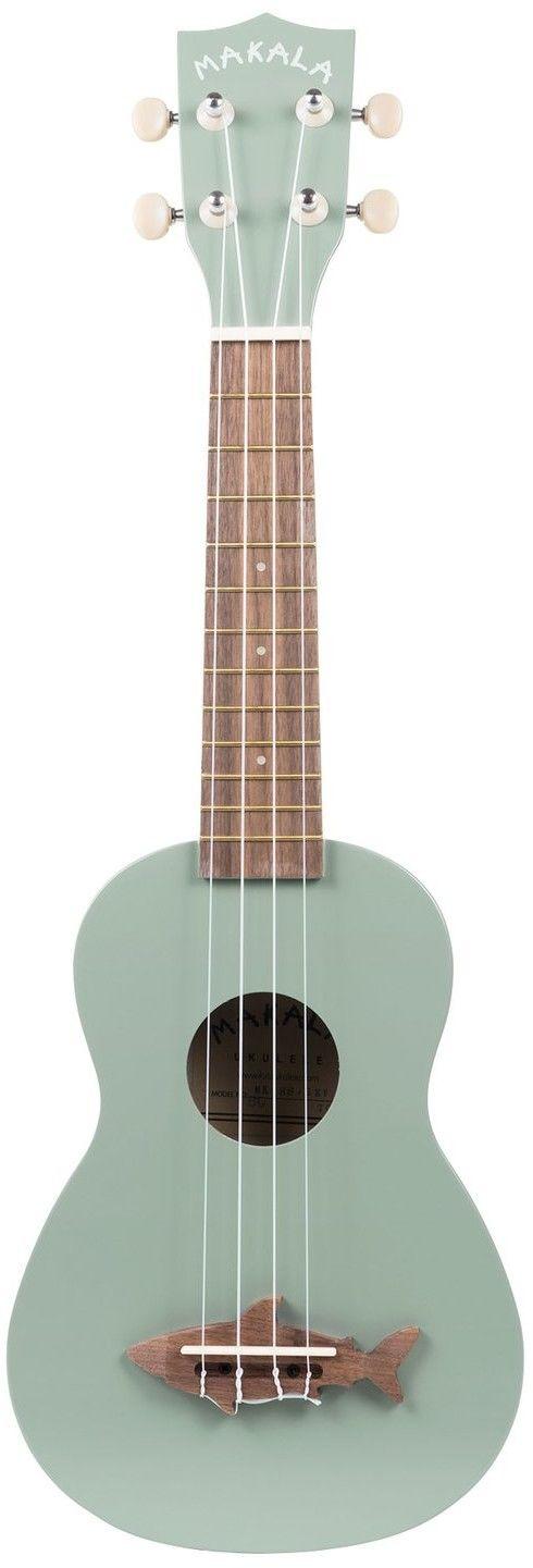 Kala Makala MK-SS/PUR - ukulele sopranowe