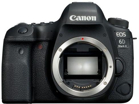 Lustrzanka Canon EOS 6D Mark II Body - CASHBACK CANON LENS PROMO z obiektywem - RATY 10X0%