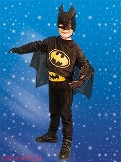 Strój karnawałowy Człowiek Nietoperz Batman 0088