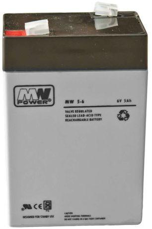 Akumulator żelowy 6V 5Ah