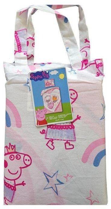 Pościel Dziecięca 100x135+40x60 Peppa PE-3257JBL-BABY