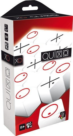 Quixo - wersja podróżna