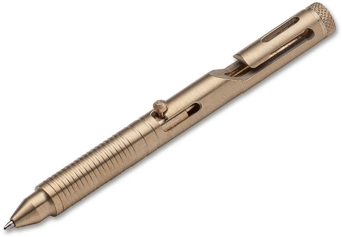 Długopis taktyczny Boker Plus CID cal .45 - złoty (09BO064) T