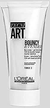 L''Oréal Professionnel Paris Tecni.ART Dual Stylers Bouncy and Tender, krem do stylizacji włosów, 150 ml