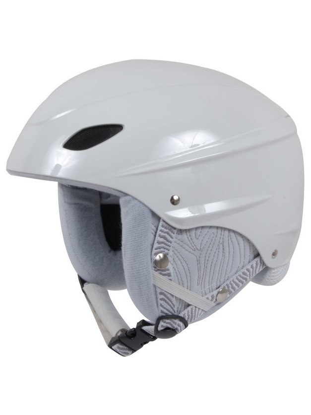 Demon Team womens aud 9601 WHITE kask snowboardowy - XL