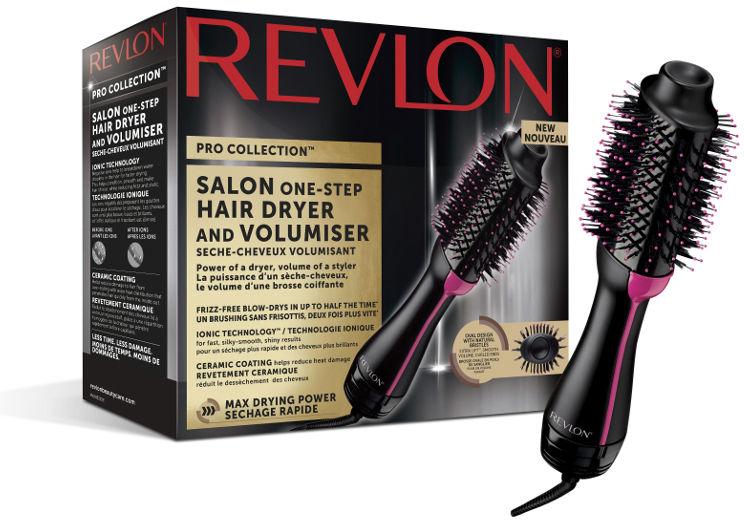 Revlon One-Step Hair Dryer RVDR5222 Suszarka i okrągła szczotka