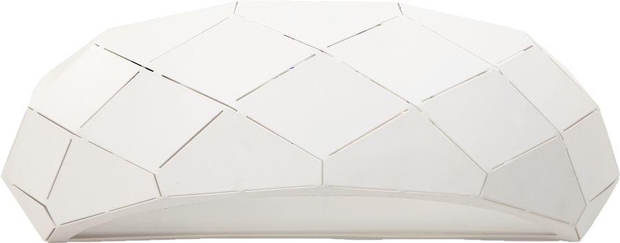 Kinkiet Reus LP-8069/1W WH Light Prestige nowoczesna oprawa w kolorze białym