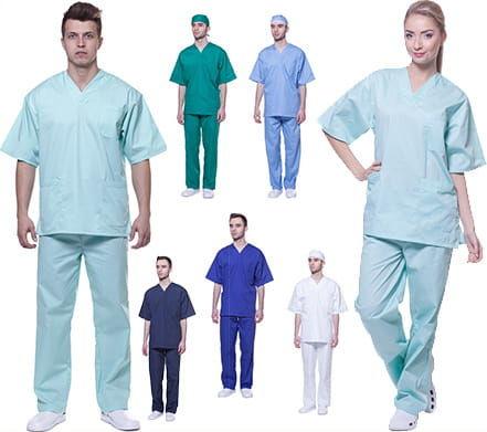 Ubranie medyczne ALL