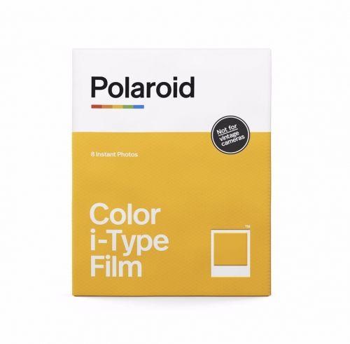 Wkłady Polaroid i-Type kolor (8 zdjęć) do aparatu OneStep, OneStep+, Now