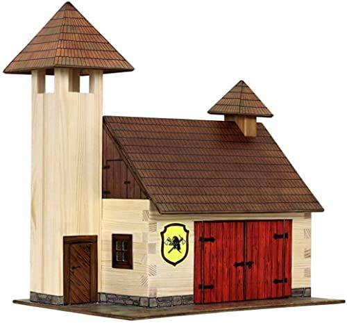 Walachia Zestaw strażacki z drewna (128)