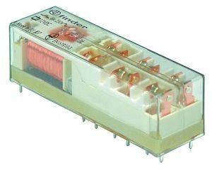 Przekaźnik bezpieczeństwa 1NO+5NC 8A 12V DC 50-16-9-012-5510