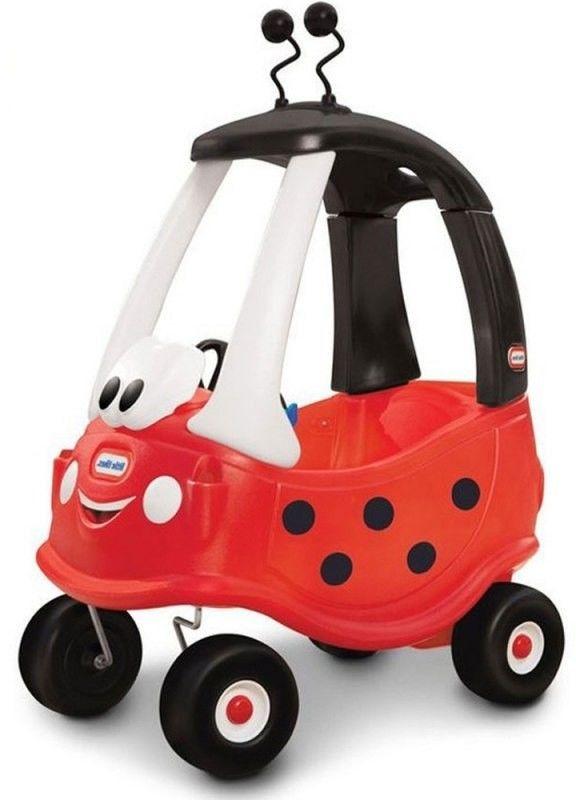 Jeździk Biedronka Cozy Coupe dla dzieci Little Tikes