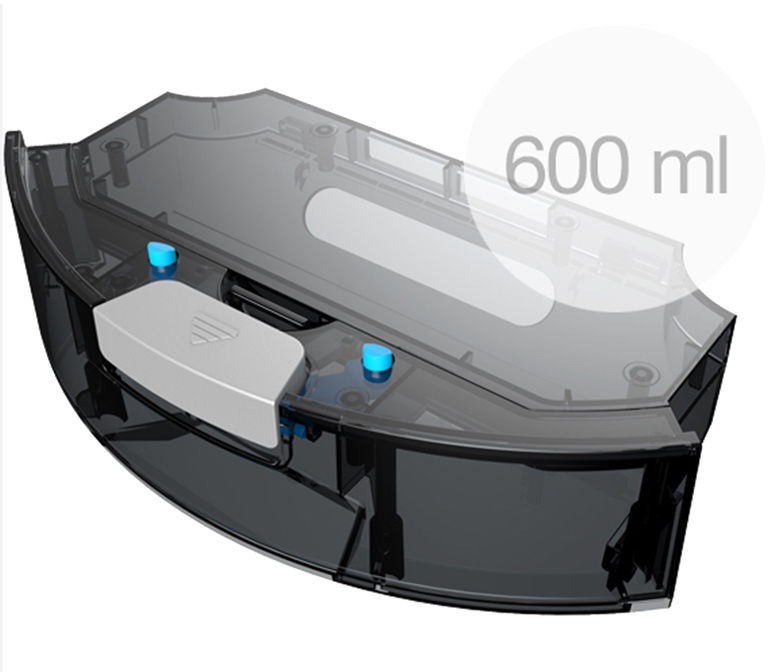 Zbiornik na zanieczyszczenia do Tesla RoboStar T80 PRO