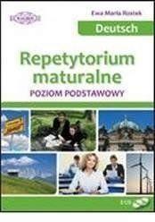 Deutsch. Repetytorium matur. ZP CD Gratis WAGROS - Ewa Maria Rostek