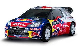 Citroen WRC 2011 1:24
