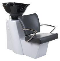 Myjnia fryzjerska LIVIO szara BH-8012