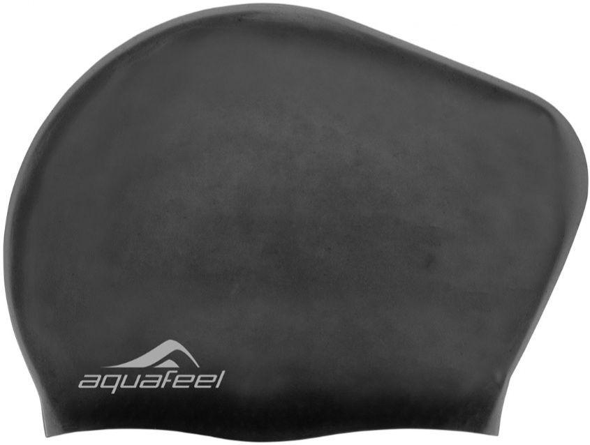 Aquafeel long hair cap czarny