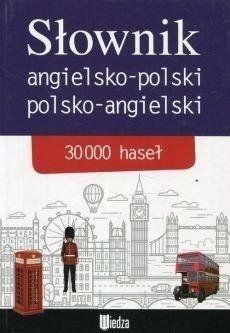 Słownik angielsko-polski polsko-angielski - Głuch Wojciech