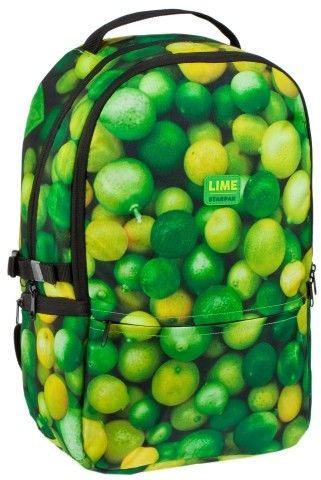 Plecak Lime STARPAK 446574