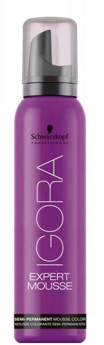 Schwarzkopf Professional IGORA Expert Mousse pianka koloryzująca do włosów odcień 7-0 Medium Blond 100 ml + do każdego zamówienia upominek.