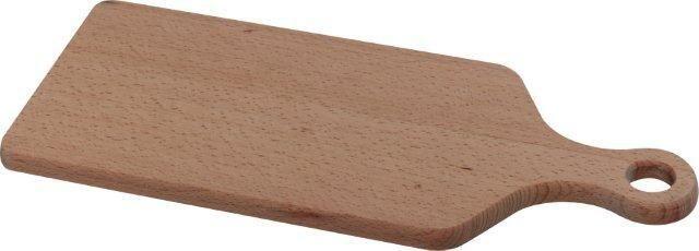 Deska drewniana do krojenia chleba 390x160 mm 505106