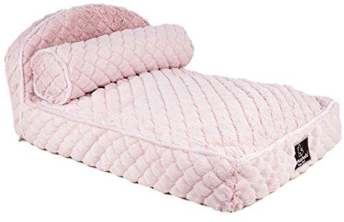 Pinkaholic New York Arctic Grand Bed Legowisko dla psa, różowe
