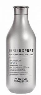 Loreal Silver szampon do włosów rozjaśnianych lub siwych 300 ml