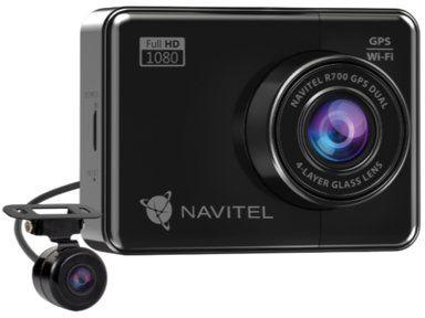Wideorejestrator NAVITEL R700 GPS Dual