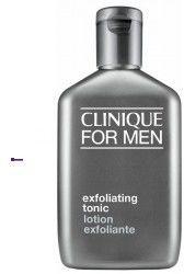 Clinique For Men Exfoliating Tonic tonik do cery normalnej i suchej 200 ml + do każdego zamówienia upominek.