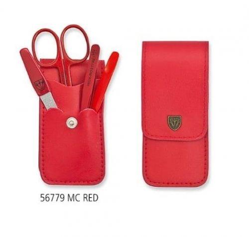 Minizestaw do obcinania paznokci 56779 MC RED