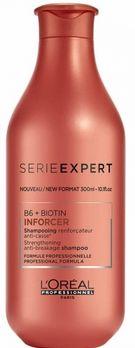 Loreal Inforcer szampon wzmacniający włosy łamliwe 300 ml