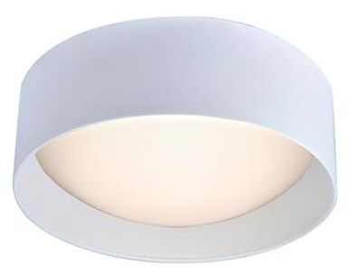 WYSYŁKA 24H! Plafon JUPITER 106838 Markslojd plafon sufitowy biały z wbudowanym źródłem światła