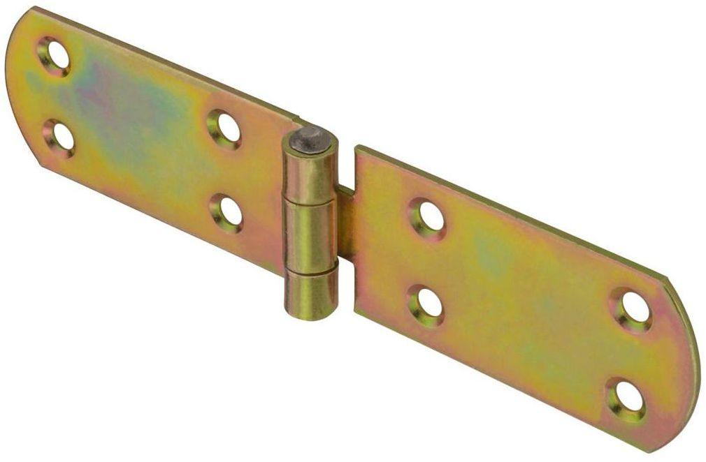 Zawias francuski 160 x 35 mm przykręcany galwanizowany ZAW-1262-0 SORMAT