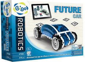 Klocki GIGO - Samochód przyszłości - 7392