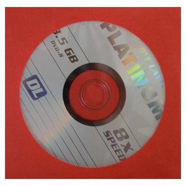 Płyta PLATINUM DVD+R DL. > DARMOWA DOSTAWA ODBIÓR W 29 MIN DOGODNE RATY