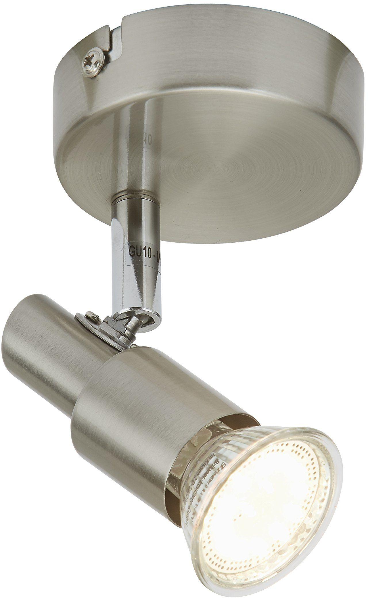Briloner Leuchten lampa sufitowa, lampa LED, lampa ścienna, reflektor LED, lampa sufitowa, lampa sufitowa, oświetlenie punktowe, lampa sufitowa, do salonu, lampa sufitowa, lampa sufitowa