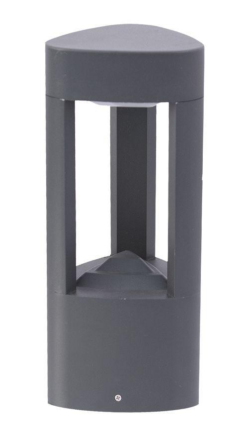 Lampa stojąca ogrodowa FAN GL 11201 Ciemny popiel IP54 - Su-ma // Rabaty w koszyku i darmowa dostawa od 299zł !