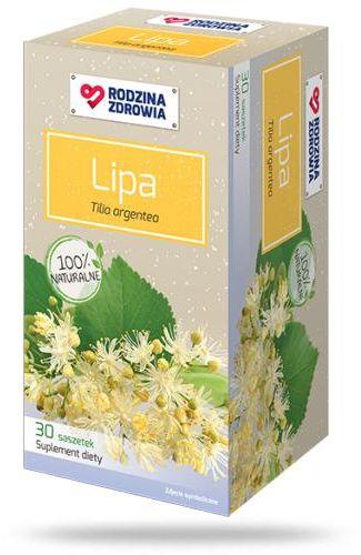 Rodzina Zdrowia Lipa herbatka do zaparzania 30 saszetek