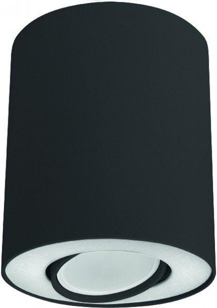 Tuba natynkowa czarno biała regulowana Set 8903 - Nowodvorski Do -17% rabatu w koszyku i darmowa dostawa od 299zł !