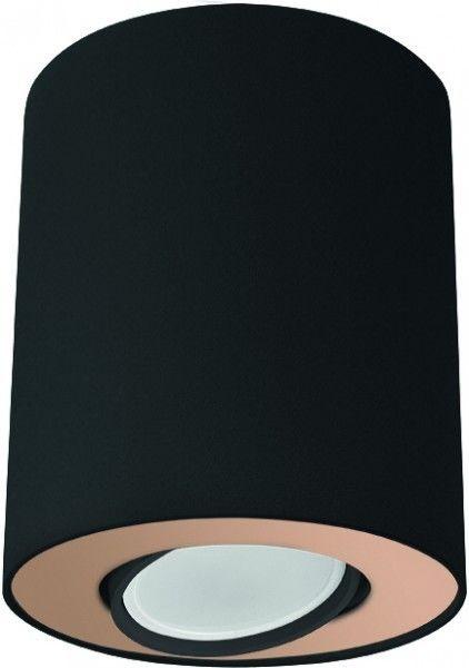 Tuba natynkowa regulowana Set czarno złota 8901 - Nowodvorski Do -17% rabatu w koszyku i darmowa dostawa od 299zł !