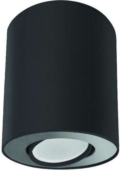 Tuba natynkowa czarno srebrna Set regulowana 8902 - Nowodvorski Do -17% rabatu w koszyku i darmowa dostawa od 299zł !