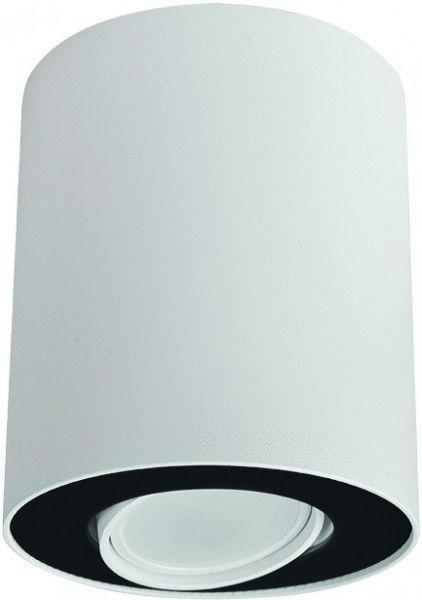 Tuba natynkowa Set biało czarna regulowana 8898 - Nowodvorski Do -17% rabatu w koszyku i darmowa dostawa od 299zł !