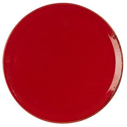 Talerz porcelanowy do pizzy Magma śr. 32 cm