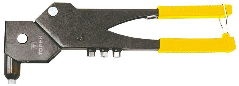 Nitownica do nitów aluminiowych 2.4/3.2/4.0/4.8 mm 43E703