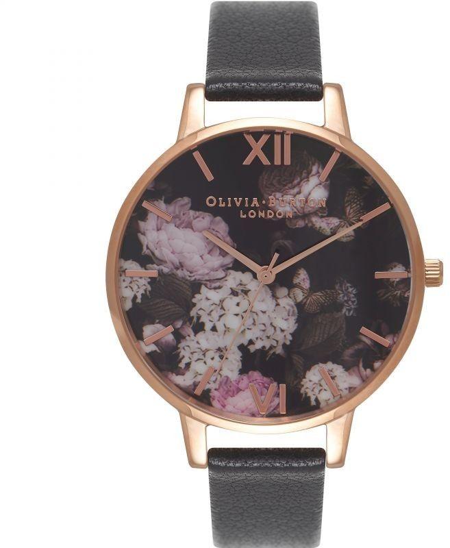 Zegarek damski Olivia Burton Signature Florals OB15WG12