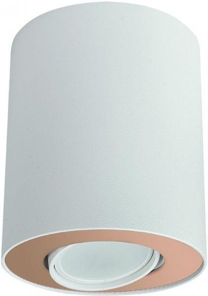 Tuba natynkowa regulowana Set biało złota 8896 - Nowodvorski Do -17% rabatu w koszyku i darmowa dostawa od 299zł !